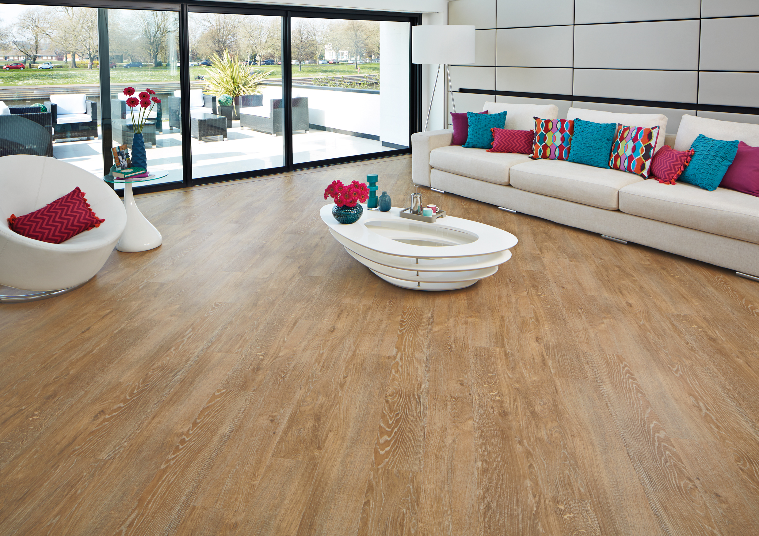 touchwood services tile with by treble border pin knight karndean floor chalk charcoal flooring